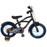 Batman Rower dziecięcy - Chłopcy - 14 cali - Czarny