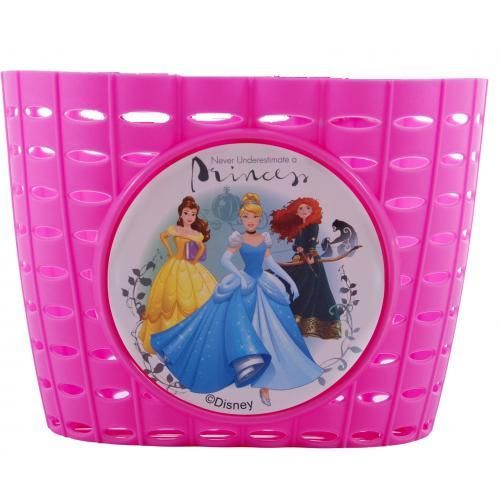 Disney Princess Plastikowy koszyk Dziewczyny Różowy