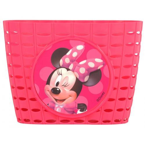 Disney Minnie Bow-Tique Plastikowy Koszyk Dziewczyny Różowy