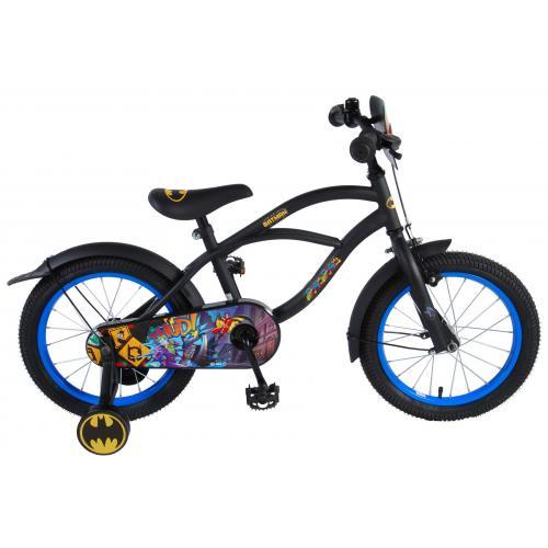 Batman 16-calowy rower chłopcy 95% zmontowany