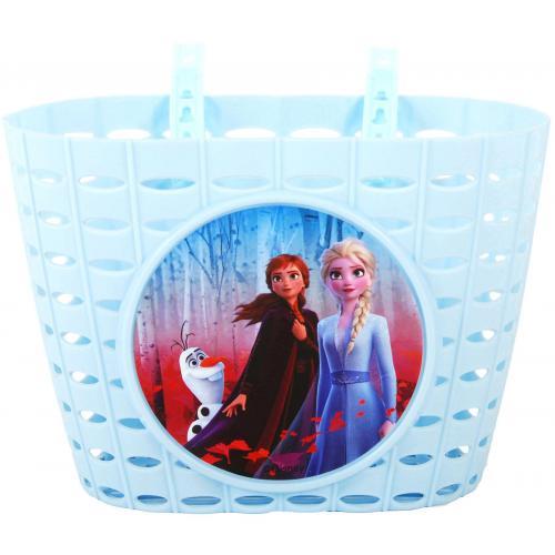 Disney Mrożony 2 Plastikowy Koszyk Dziewczyny Jasnoniebieskie