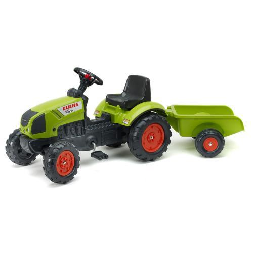 Falk Claas Arion 430 Zielony - ciągnik - chłopiec