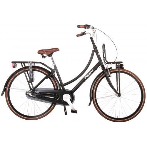 Volare Excellent Rower dla dzieci - Dziewczęta - 26 cali - Czarny - Shimano Nexus 3 biegi - 95% zmontowane