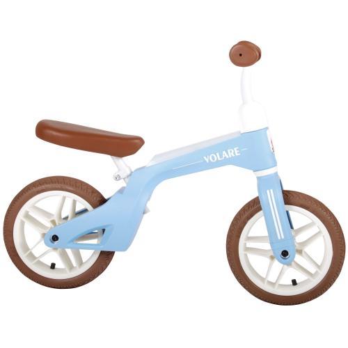 Volare rower równowagi - chłopaki i dziewczyny - 10 calowy - niebieski