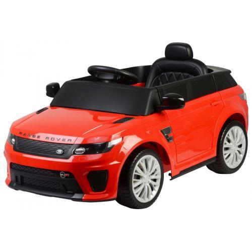 Range Rover Sport SVR - Czerwony