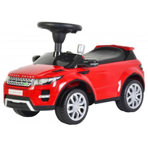 Range Rover Evoque - Wagony wyścigowe - Red