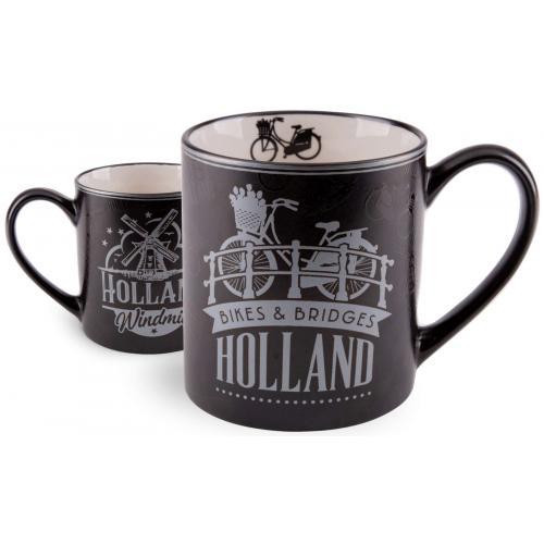 Kubek - Holland - Czarne srebro