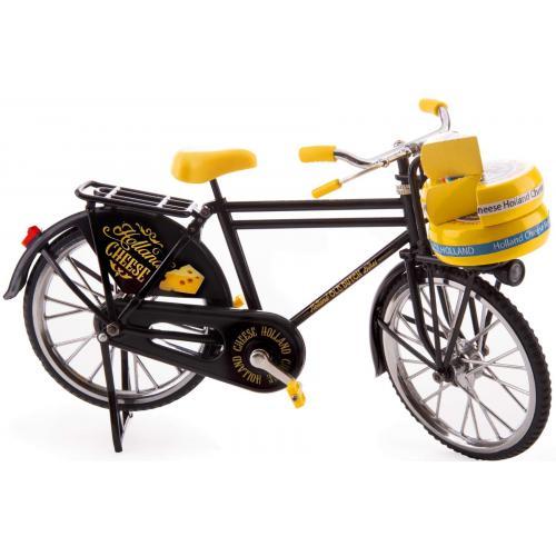 Rower - Mężczyźni - Czarny - Ser