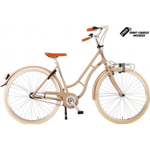 Volare Lifestyle Rower damski - Kobiety - 43 centymetry - Sand - Shimano Nexus 3 biegi