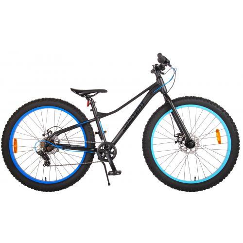 Volare Gradient Rower dziecięcy - Chłopcy - 26 cali - Black Blue - 7 prędkości - Prime Collection