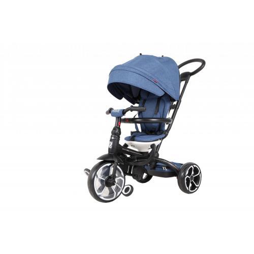 Qplay Tricycle Prime 6 w 1 -  Chłopcy i dziewczęta -  Niebieski