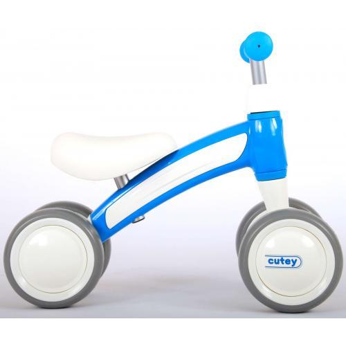 QPlay Cutey Ride On Walking Bike - Chłopcy i dziewczęta - niebieski