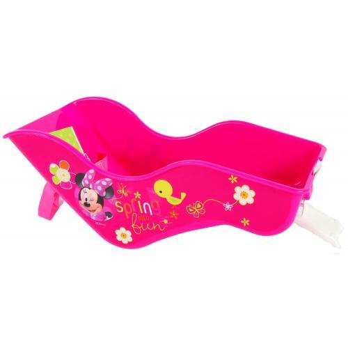 Transporter lalek rowerowych Disney Minnie Bow-Tique