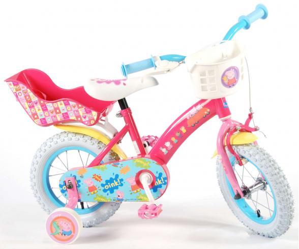 Peppa Pig rower dziewczęcy 12 cali