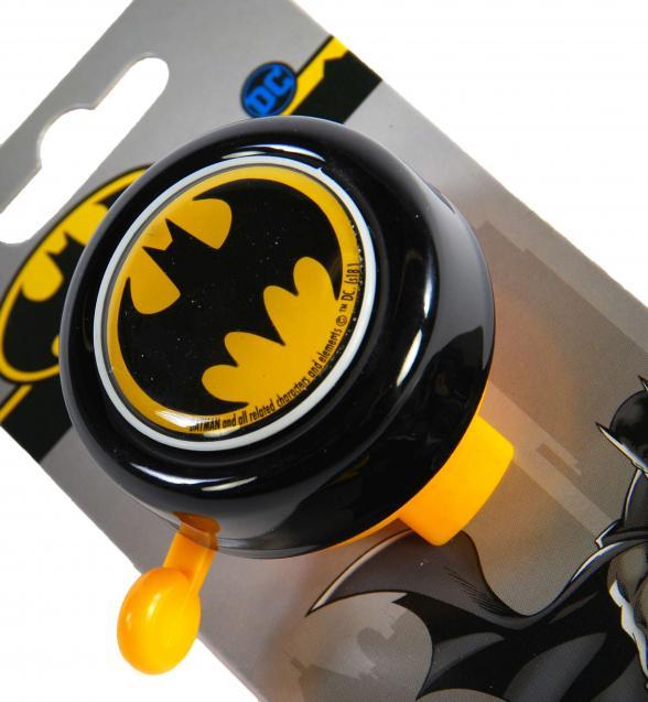 Dzwonek rowerowy Batman