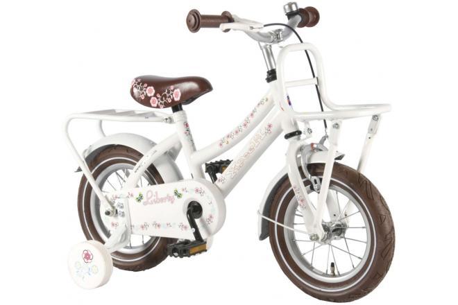 Volare Liberty Cruiser White rower dziewczęcy 12 cali