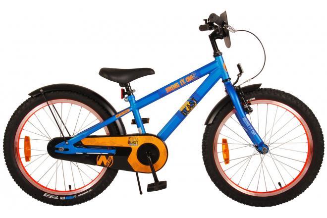 NERF Rower dziecięcy - Chłopcy - 20 cali - Satin Blue