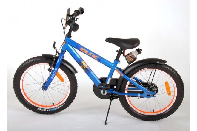 NERF Rower dziecięcy - Chłopcy - 18 cali - Satin Blue