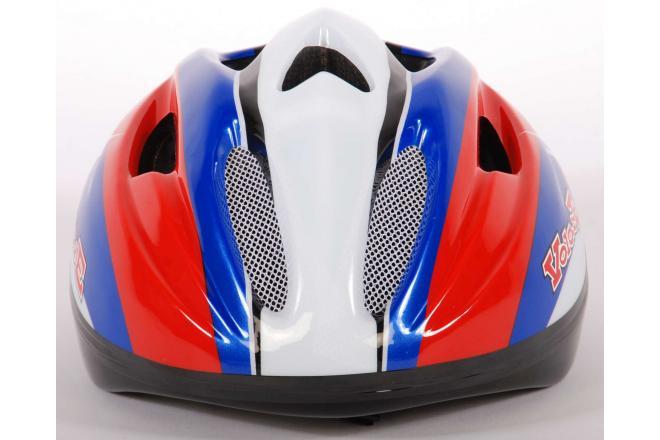 Volare Fiets-Skatehelm Deluxe Glossy Blue